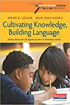 Cultivating Knowledge, Building Language:…