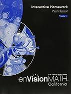 enVision Math California Interactive…