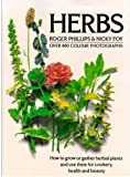 Phillips, Roger: Herbs