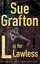 L Is for Lawless by Sue Grafton