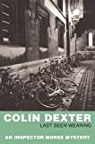 Colin Dexter: Last Seen Wearing (Inspector Morse)