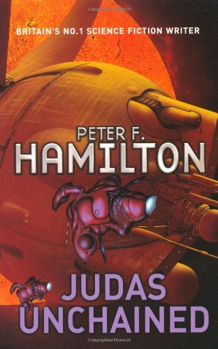 Cover of Judas Unchained by Peter F. Hamilton