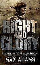 Right and Glory (Eddie Dawson) by Max Adams