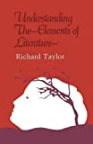 Taylor, Richard: Understanding the Elements of Literature: Its Forms, Techniques and Cultural Conventions (Macmillan international college edition)