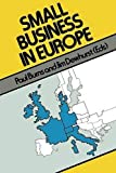 Burns, Paul: Small Business in Europe (Small Business Series)