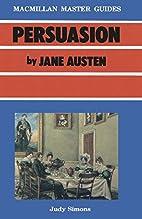 Persuasion  by Jane Austen (Master…