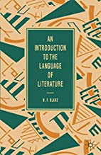 An Introduction to the Language of…