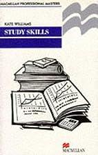 Study Skills (Macmillan professional masters…