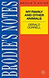 "Hardacre, Kenneth: Brodie's Notes on Gerald Durrell's ""My Family and Other Animals"""