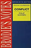 "Gooden, Philip: Gooden: ""Conflict"": Conflict (Brodie's Notes)"