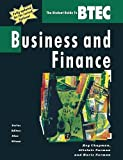 Chapman, Reg: The Student Guide to BTEC Business and Finance