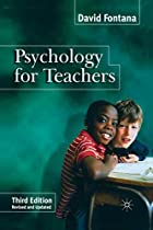 Psychology for Teachers (Psychology for…