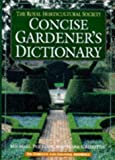 Michael Pollock: The Royal Horticultural Society Shorter Dictionary of Gardening