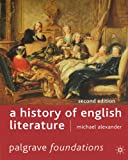 Alexander, Michael: A History of English Literature