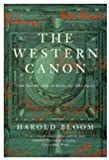 Bloom, Harold: The Western Canon