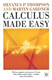 Thompson, S.P.: Calculus Made Easy