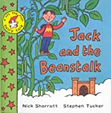 Sharratt, Nick: Jack and the Beanstalk: A Lift-the-flap Fairy Tale