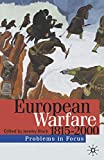 Black, Jeremy: European Warfare 1815-2000