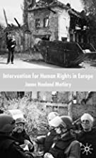 Intervention for Human Rights in Europe by…