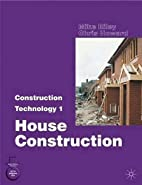 Construction Technology 1: House…