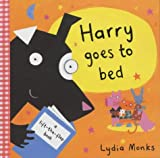 Monks, Lydia: Harry Goes to Bed (Funny Bunch)