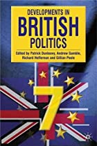 Developments in British politics 7 by…