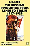 Carr, E. H.: The Russian Revolution from Lenin to Stalin 1917-1929