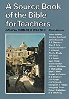 Source Book of the Bible for Teachers by…