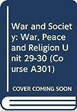 Ferguson, John: War, peace, and religion (War and society)