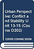 Cochrane, Allan: Urban Change and Conflict