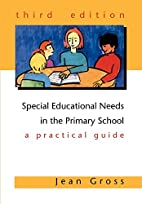 Special Educational Needs in the Primary…