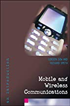 Mobile and Wireless Communications by Gordon…