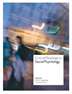 Critical Readings in Social Psychology by…
