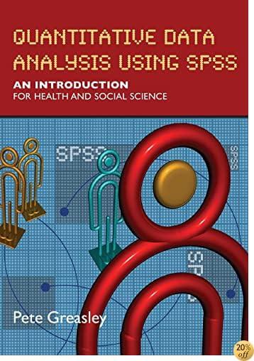TQuantitative Data Analysis with SPSS