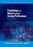 Psychology for Nurses and the Caring…