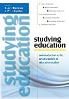 Studying Education: An Introduction to the…