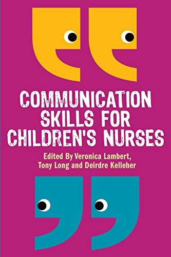 communication-skills-for-childrens-nurses