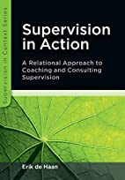 Supervision in action: a relational approach…