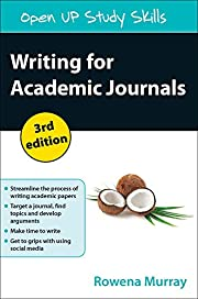 Writing for Academic Journals, Third Edition…