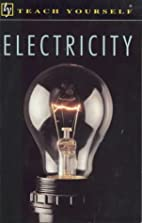Electricity (Teach Yourself) by David Bryant