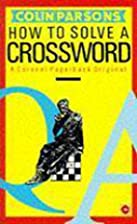 How to Solve a Crossword (Coronet Books) by…