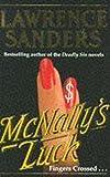 LAWRENCE SANDERS: McNally's Luck