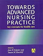 Towards Advanced Practice: Key Concepts for…