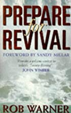 Prepare for Revival by Rob Warner
