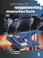 Principles of Engineering Manufacture by V.…