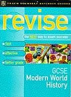 GCSE Modern World History (Teach Yourself…