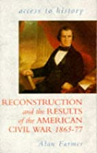 Reconstruction and the Results of the…