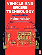 Vehicle and Engine Technology by Heinz…