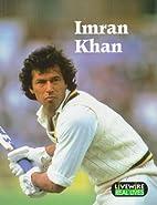 Imran Khan by Peter Leigh