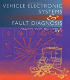 Vehicle Electronic Systems and Fault…